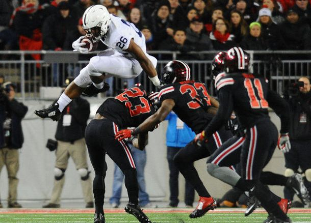 Saquon Barkley Proves His Potential In Penn State's Loss to Ohio State