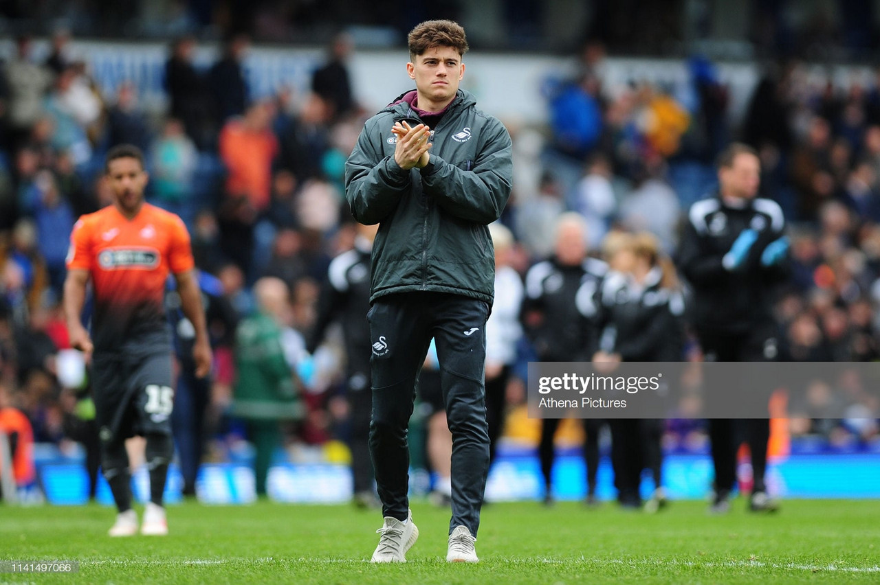 Daniel James agrees Manchester United terms