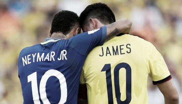 Colombia y Brasil se enfrentarán una vez más en un partido amistoso