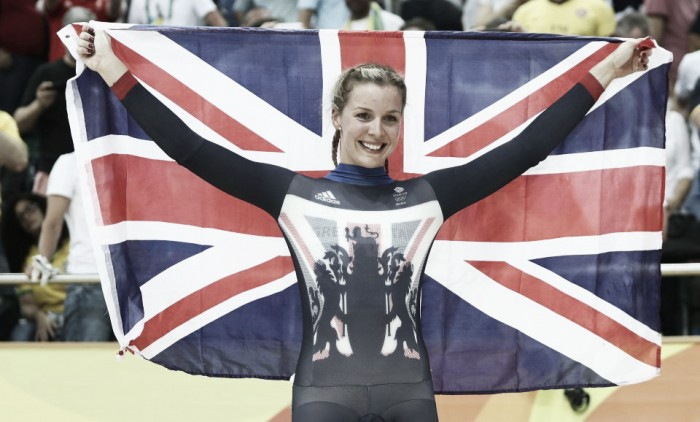 Rio 2016: Becky James never 'imagined' winning medal at Olympics after a rough couple of years