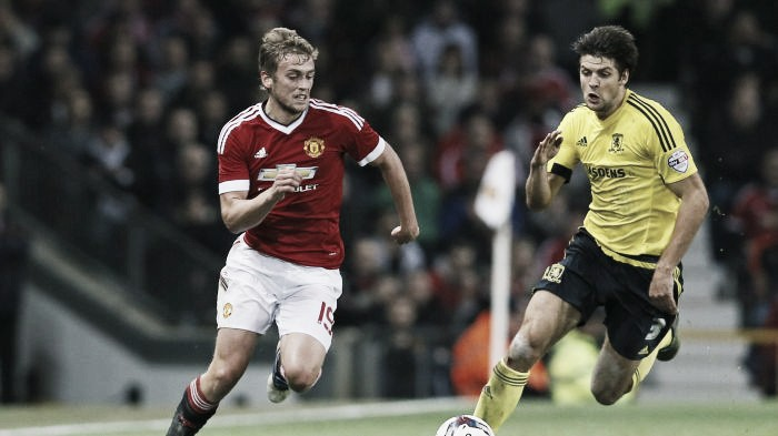 West Brom battling to seal loan signing of Manchester United forward James Wilson