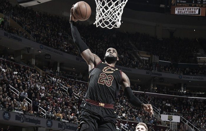 Early accolades and career-best numbers, LeBron James is making his MVP case clear