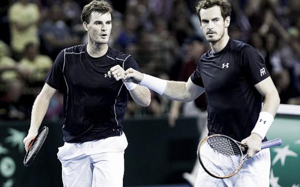 Copa Davis 2015. Jamie Murray: el mayor de la saga quiere su premio