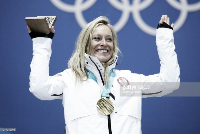 2018 Pyeongchang: Jamie Anderson repeats as women's slopestyle gold medalist