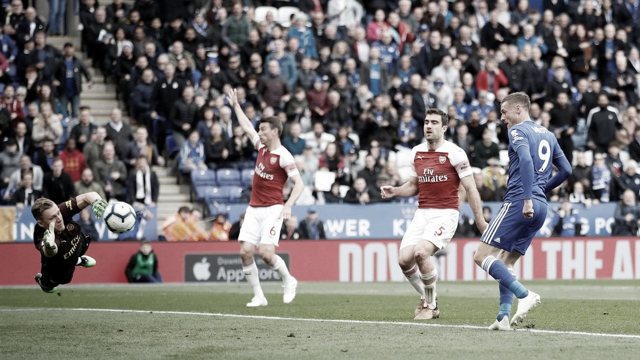 Previa Leicester City - Arsenal: con los roles intercambiados