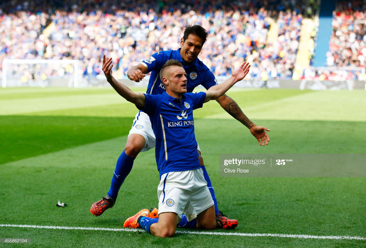 Memorable Match: Leicester City 5-3 Manchester United - Stunning comeback victory as Leonardo Ulloa bags a brace for the Foxes