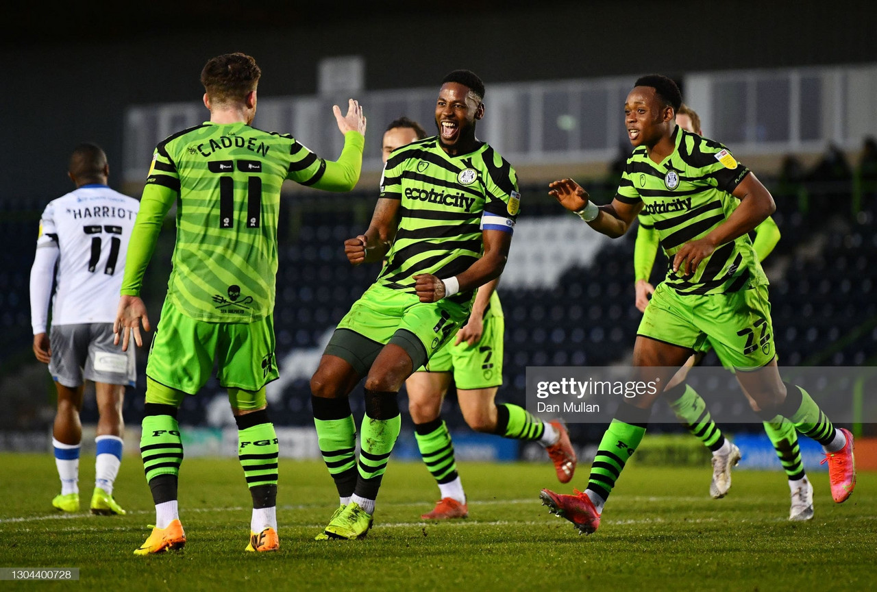Sky Bet League Two roundup: Bolton & Bradford continue to impress & Matt on fire for Forest Green