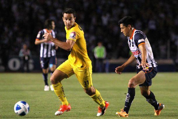 América - Monterrey: liderato en juego