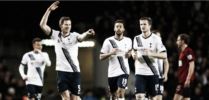 Tottenham Hotspur 1-1 West Bromwich Albion: Analysis as Spurs struggle to break down Baggies