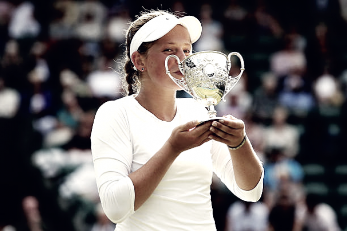 2017 Wimbledon Player Profile: Jelena Ostapenko
