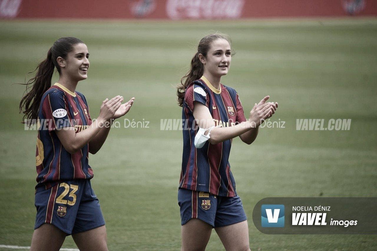 Barça Femení vs Sporting Huelva EN VIVO y en directo ONLINE en Liga Iberdrola
