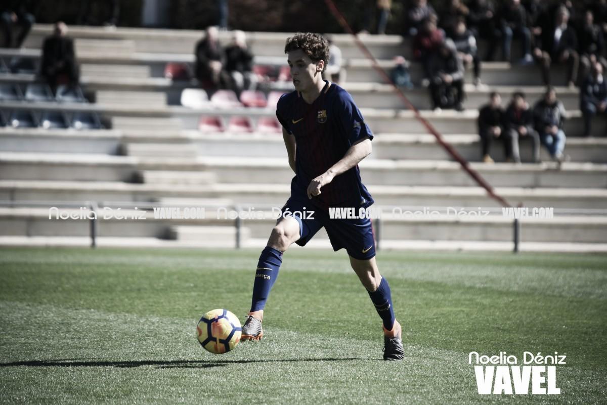 Jandro renueva con el Barça B hasta 2021