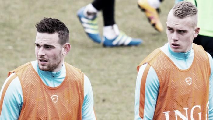 Danny Blind anuncia la lista de 23 hombres para los próximos duelos de la 'Oranje'