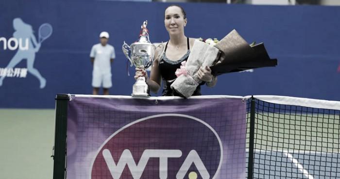 Previa WTA Guangzhou: Jankovic defiende su cetro