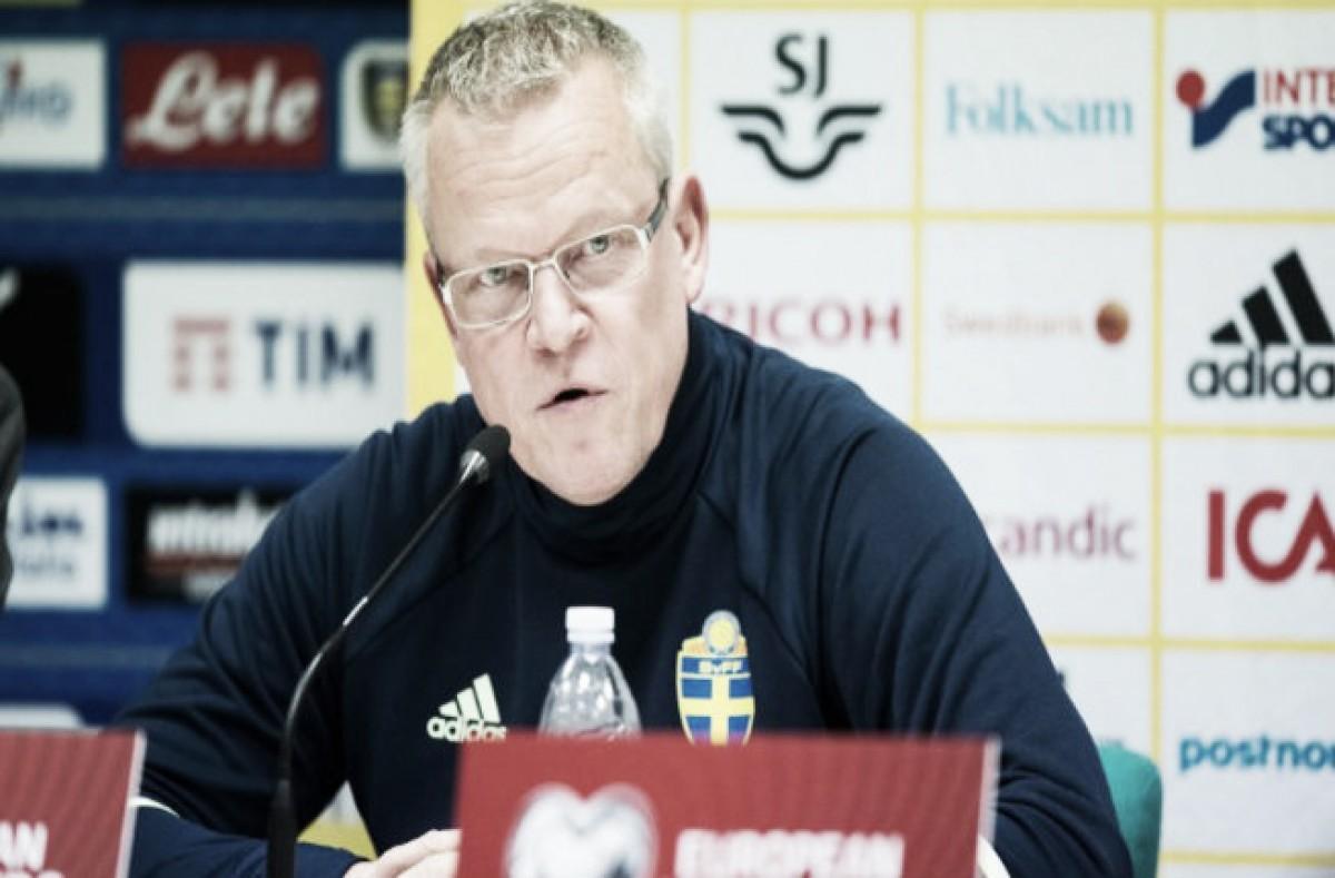 """Janne Andersson: """"Nos enfrentamos a un gran rival y nosotros no alcanzamos nuestro mejor nivel"""""""