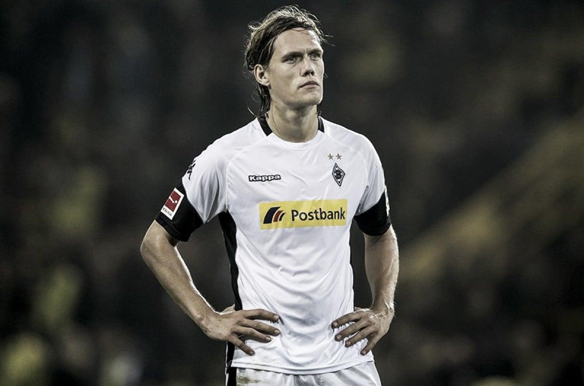 Jannik Vestergaard se junta à lista de desfalques do Borussia Mönchengladbach