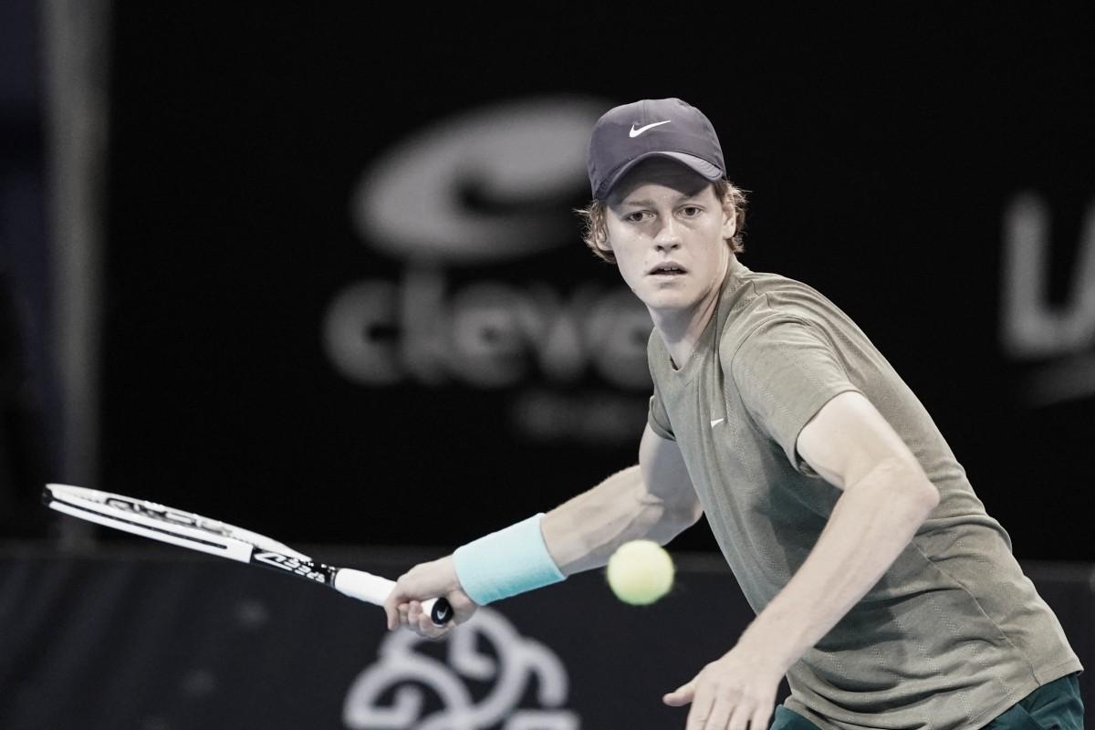 De virada, Sinner vence de Minaur e vai às semis do ATP 250 de Sofia