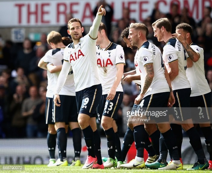 Harry Kane returns with a goal as Tottenham smash Bournemouth 4-0