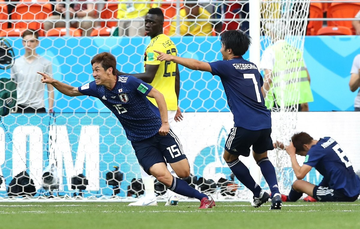 Russia 2018 - Il Giappone neutralizza la Colombia! Vittoria per i nipponici (1-2)
