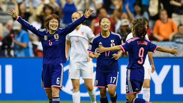 Women's World Cup: Japan Advances To Quarterfinals After Dominating Performance