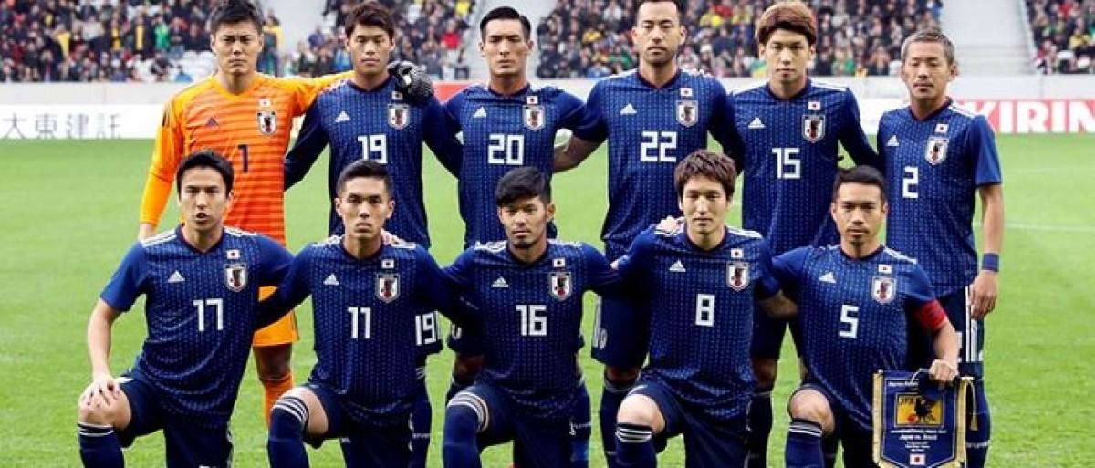 Russia 2018: Japão