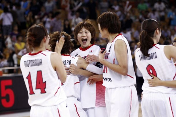 Japan Wins FIBA Asia Women's Championship; Qualifies For Rio