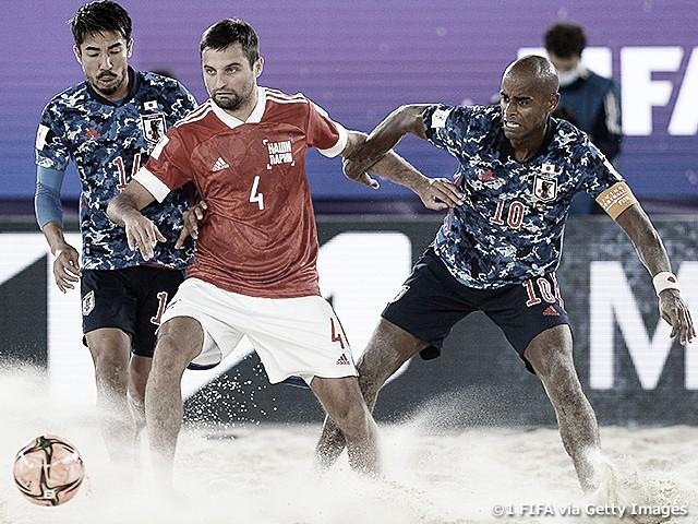 Gols e Melhores Momentos de Rússia x Japão pela Copa do Mundo de Beach Soccer (5-2)