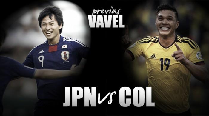 Japón vs. Colombia: Los 'cafeteros' a por los tres puntos en Río 2016
