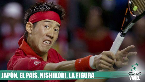 Camino a la Davis 2015: Japón, el país. Nishikori, la figura