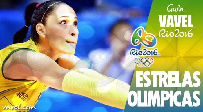 Conheça Jaqueline, bicampeã olímpica da seleção brasileira de voleibol