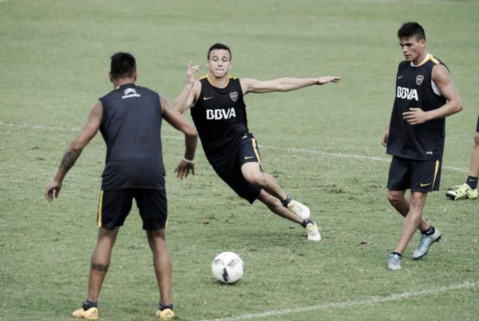 Guillermo ya definió a los once para enfrentar a Cerro Porteño