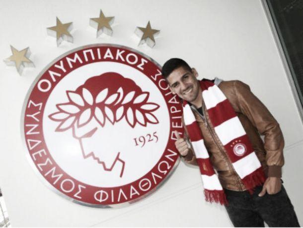 Oficial: Franco Jara é jogador do Olympiakos