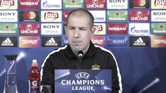 """Monaco, la speranza di Jardim: """"Per battere la Juve dobbiamo dare qualcosa in più"""""""