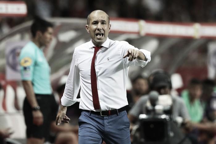 Leonardo Jardim reitera confiança no elenco após difícil vitória diante do Toulouse