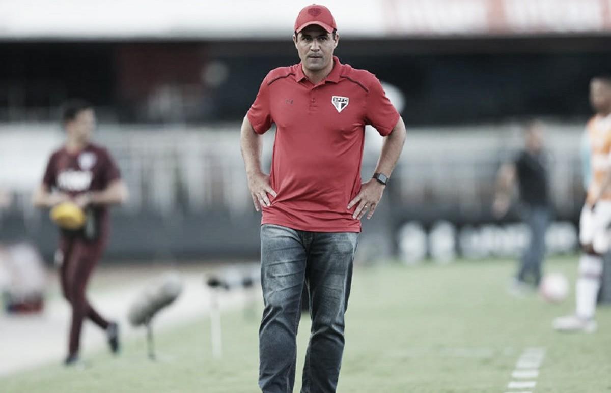 Satisfeito, Jardine celebra vitória e vê mudança de atitude no São Paulo