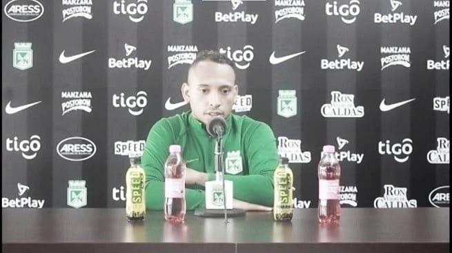 """Jarlan Berrera: """"Esperamos seguir por el camino del triunfo"""""""