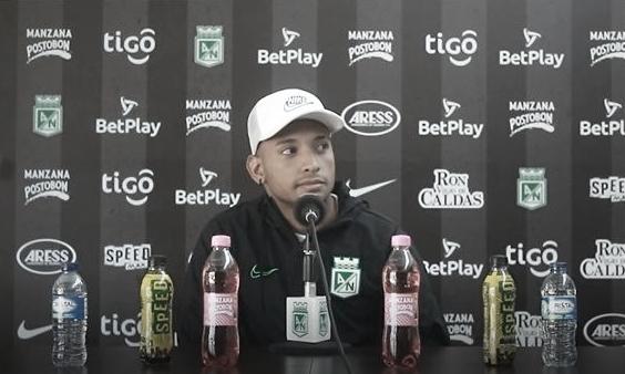 """Jarlan Barrera: """"La actitud tiene que ser desde el primer segundo del partido"""""""