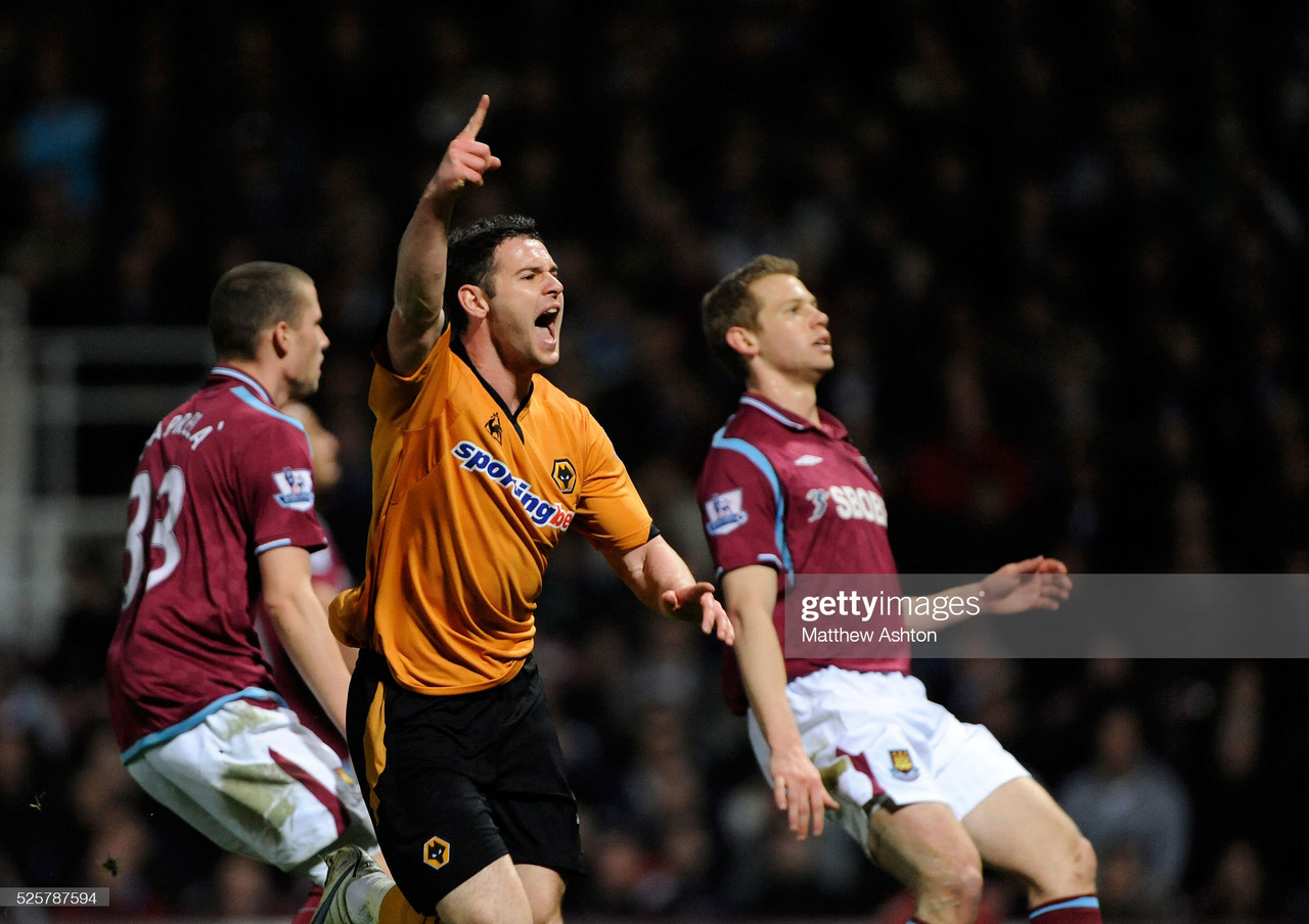 """Matt Jarvis: """"Wolves are such a big part of my football career"""""""