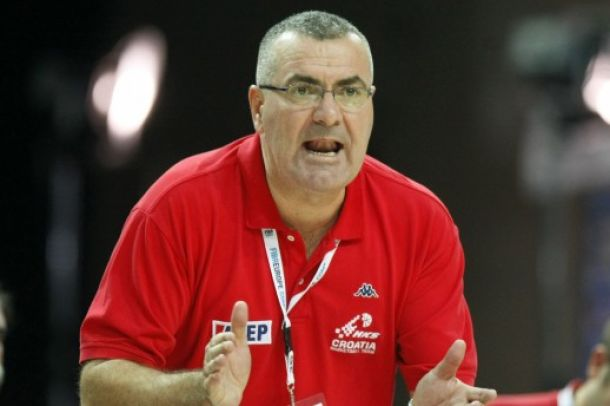 Jasmin Repesa è il nuovo allenatore dell'Olimpia Milano.