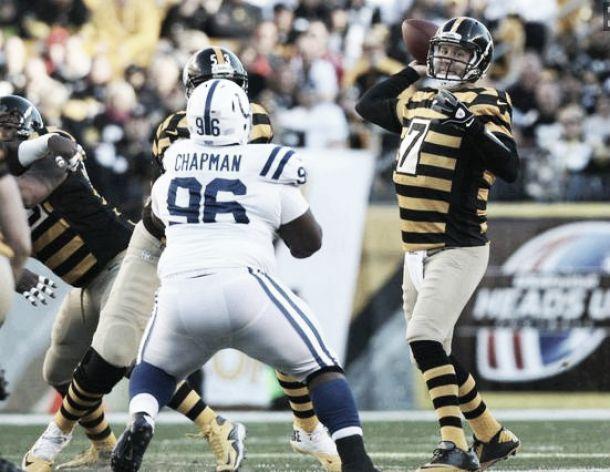 Big Ben marca 6 touchdowns y hace historia