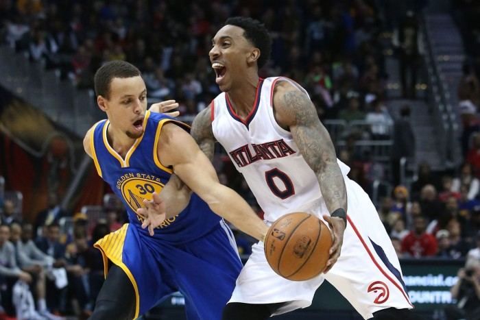 Golden State Warriors Continue Road Trip With Matchup Versus Atlanta Hawks