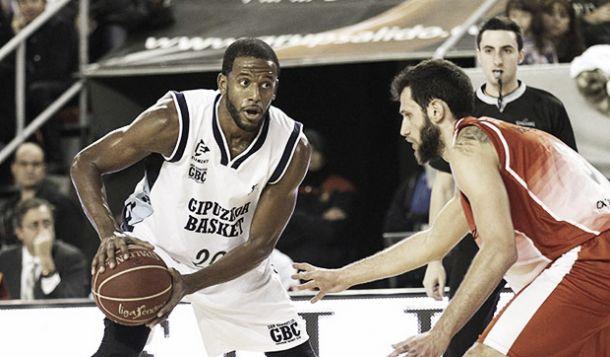 Jason Robinson, nuevo jugador del CAI Zaragoza