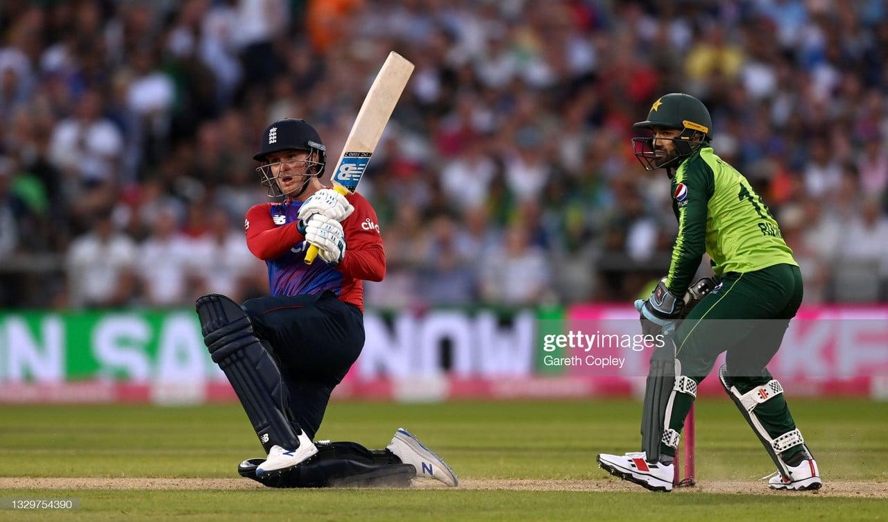 England vs Pakistan third IT20: England win thriller to take series