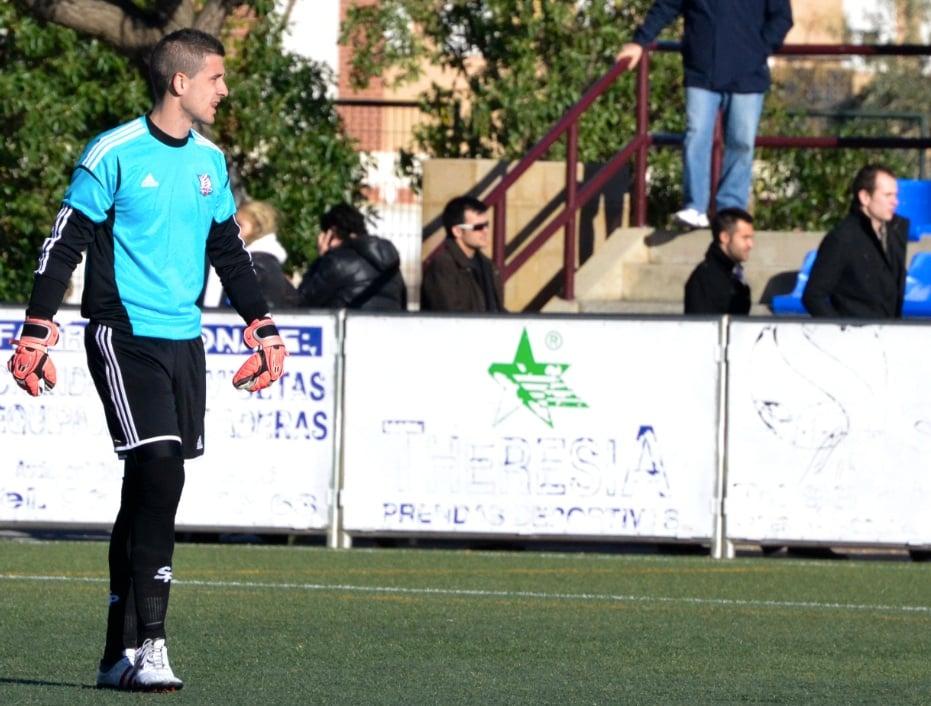 Jaume Domenech firma con el Valencia CF