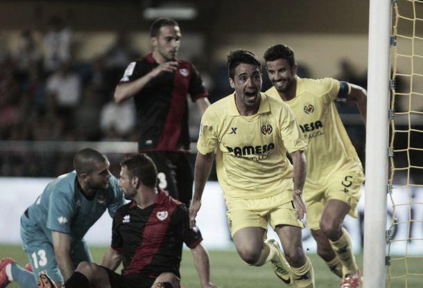 Villarreal - Rayo Vallecano: Partido con mucho fútbol