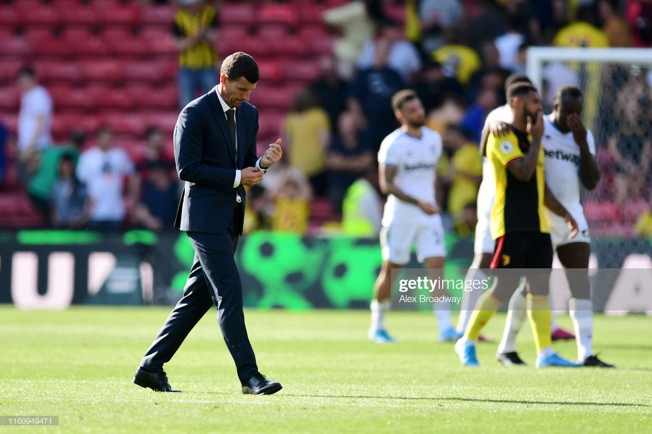 The Warm Down: Pressure mounts on Gracia as Watford's rut continues