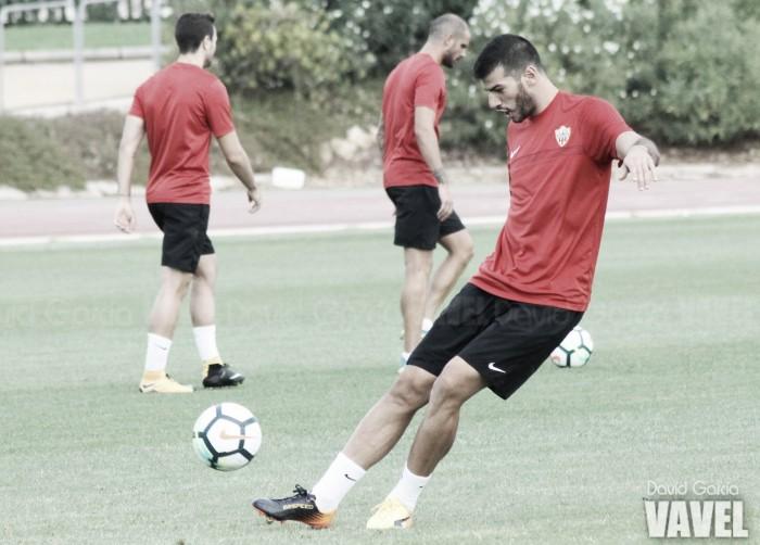 Javi Álamo, convocado para Soria
