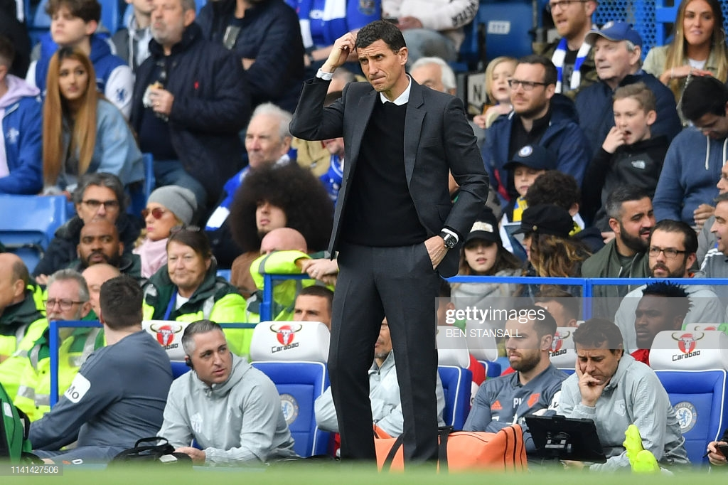 "Javi Gracia: ""We have to be more aggressive"""