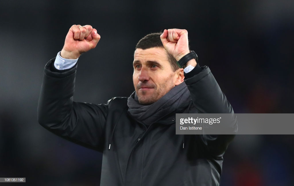 "Javi Gracia insists ""many positives"" in dull draw against Burnley"