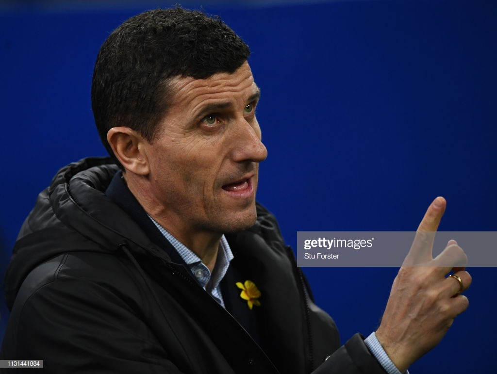 Javi Gracia praises his Watford side following City defeat